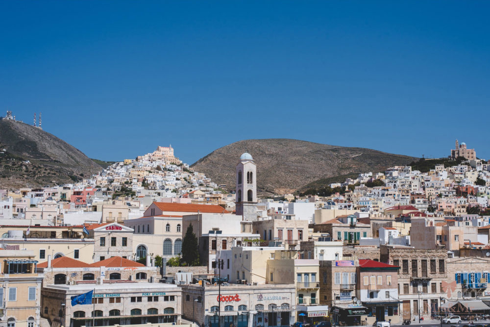 Travel Photography Greece Syros 007