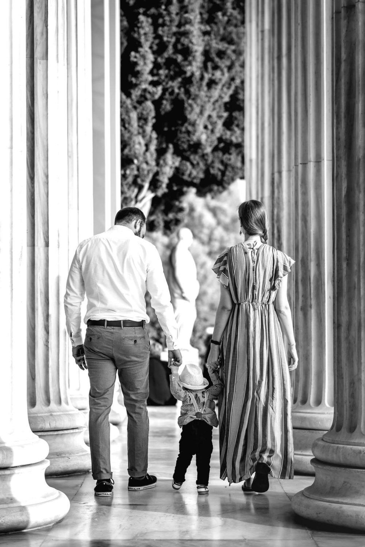 Family Session Next Day Vaftisi Nikosap 12