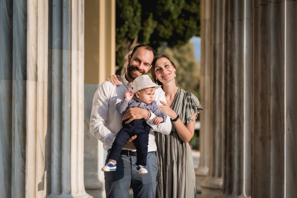 Family Session Next Day Vaftisi Nikosap 13