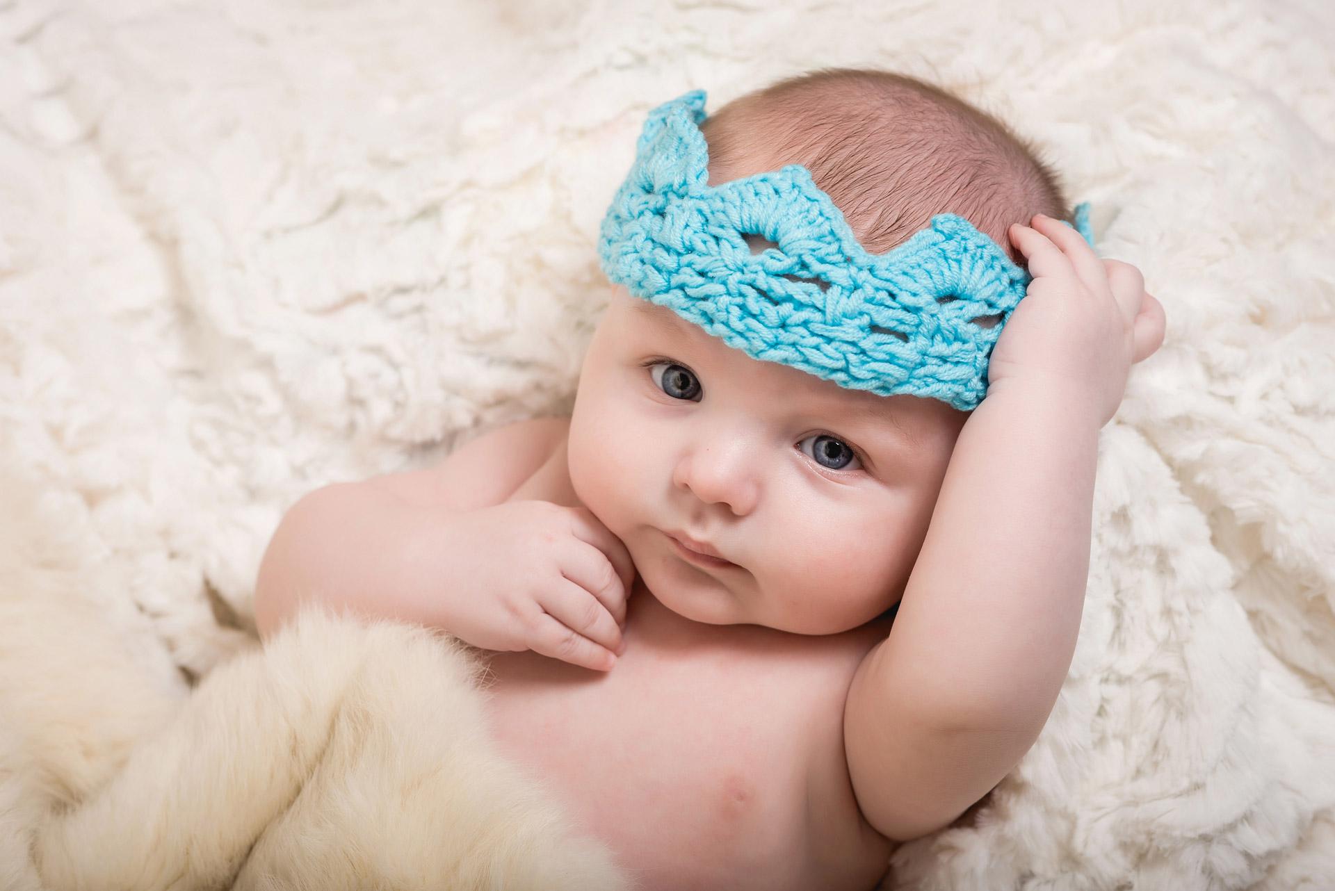 Newborn Baby Portrait Photography 01